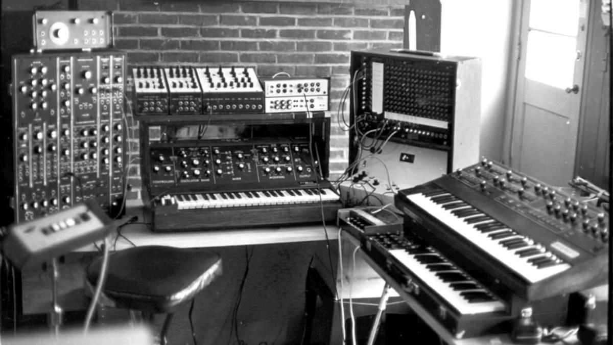 modular synths