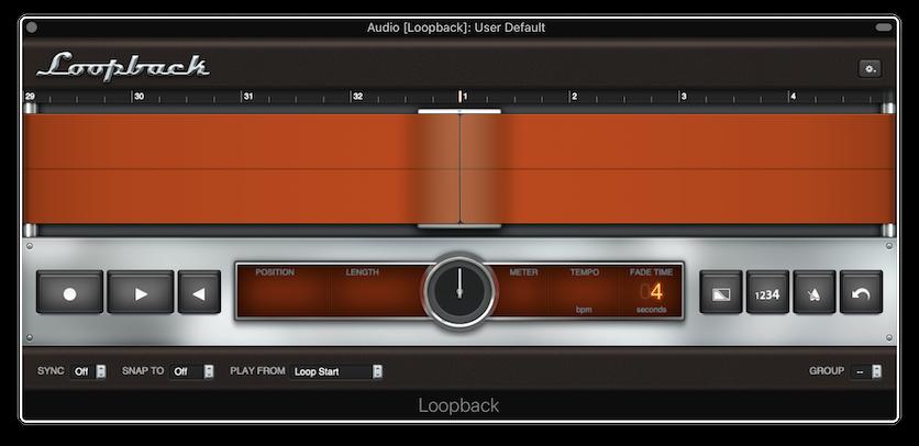ManStage3 - Loopback plugin