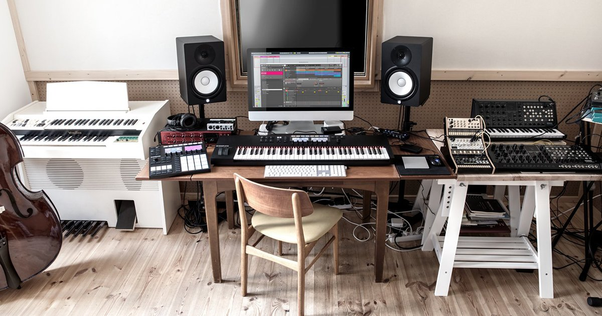 Which MIDI keyboard is best for a home recording studio?