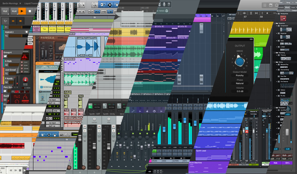 What is the Best DAW Music Production Software?