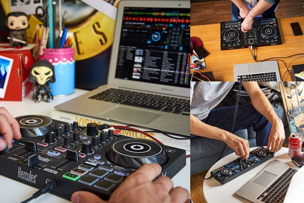 How to get started as a DJ